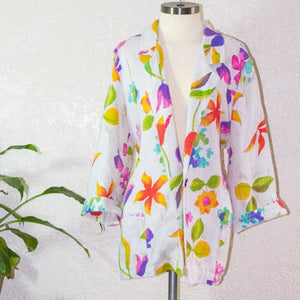 """Fields of Flowers"" Blazer"