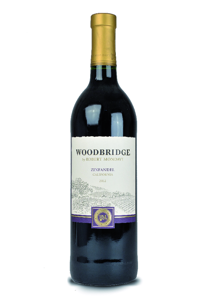 Woodbridge Zinfandel red - 0,75 l