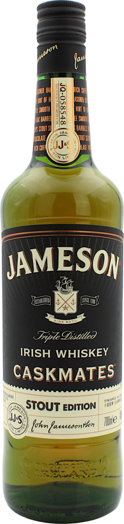 Jameson Black Barrel Reserve - 0,70 l