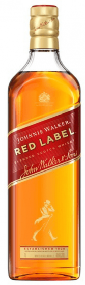 Johnnie Walker Red Label - 1,0 l
