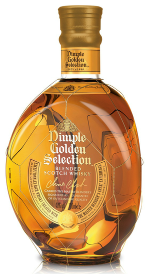 Dimple Golden Selection - 0,70 l