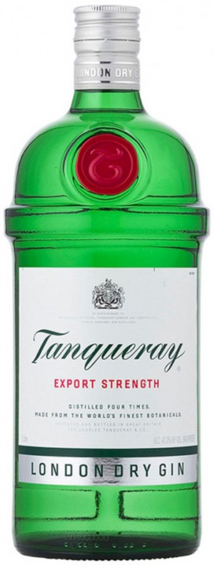 Tanqueray London Dry Gin - 0,70 l