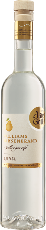 Alde Gott Williamsbirne 3 J. - 0,70 l