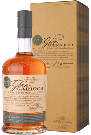Glen Garioch 12 Jahre Highland Single Malt - 0,70 l
