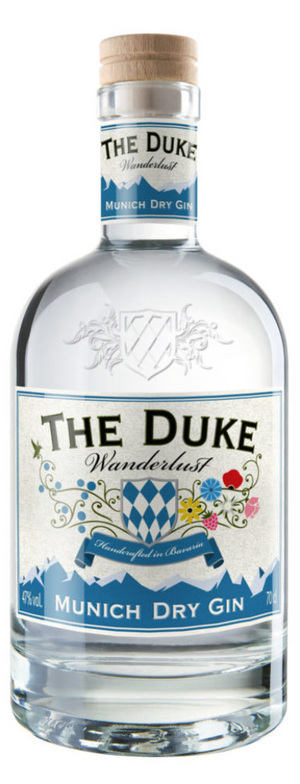 The Duke Munich Dry Gin Bio - 0,70 l
