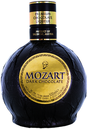 Mozartlikör Dark Chocolate Cream - 0,50 l