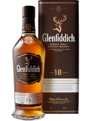 Glenfiddich 18 J.Speyside Single Malt - 0,70 l