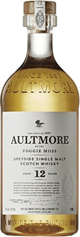 Aultmore 12 Years Speyside Single Malt - 0,70 l