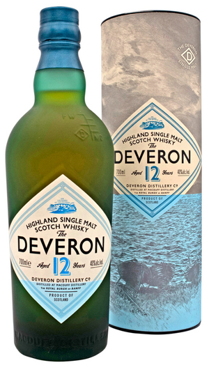 The Deveron 12 Years Highland Single Malt - 0,70 l