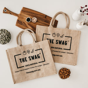 PRE-ORDER NOW: Plastic-Free Shopping Bundle - The Swag AU