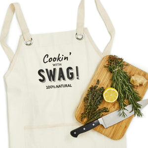 "Load image into Gallery viewer, The Swag Apron - ""Cookin With Swag"" - The Swag AU"