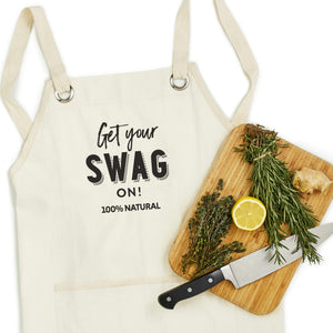 "The Swag Apron - ""Get Your Swag On"" - The Swag AU"