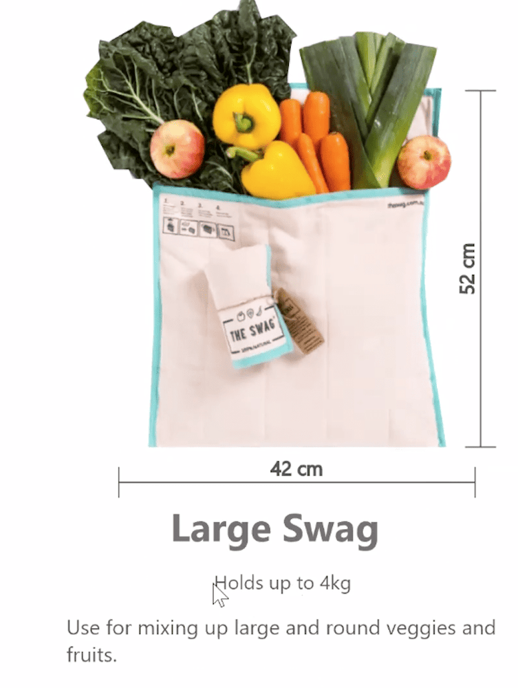 The Swag Large - The Swag AU