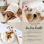BLACK FRIDAY OFFER: Tea Time Bundle (20% off)