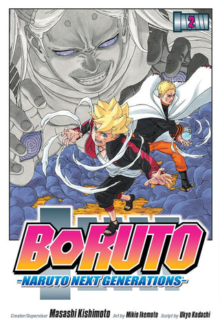 Boruto GN VOL 02 Naruto Next Generations