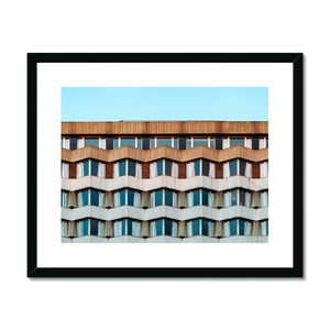 'Architecture (no.06)' London, 2018 Framed & Mounted Print