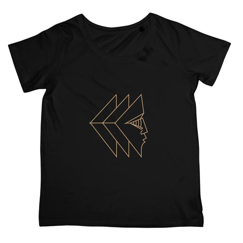Katy Watson Logo Clothing - Women's T-Shirt (Tapered Fit)