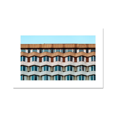 'Architecture (no.06)' London, 2018 C-Type Print