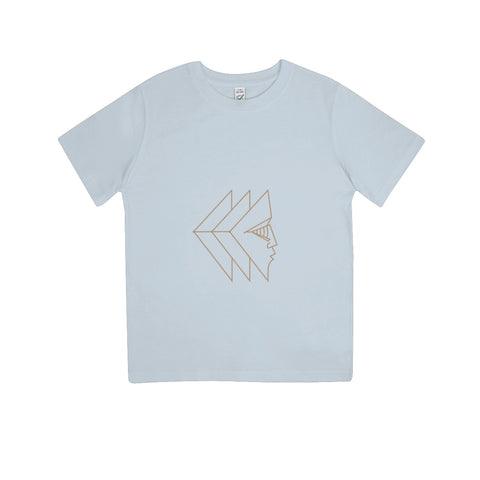 Katy Watson Logo Clothing - Kids 100% Organic T-Shirt in a variety of colours