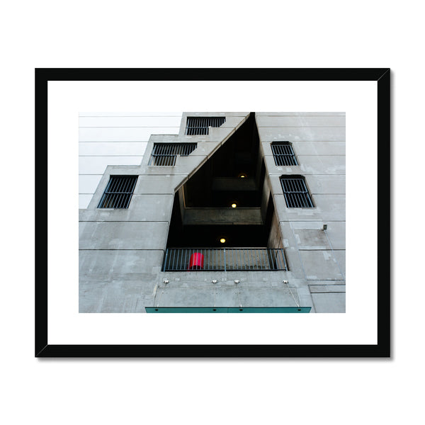 'Architecture (no.04)' London, 2018 Framed & Mounted Print