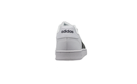 ADIDAS GRAND COURT K EF0103 (BLANCO/NEGRO)