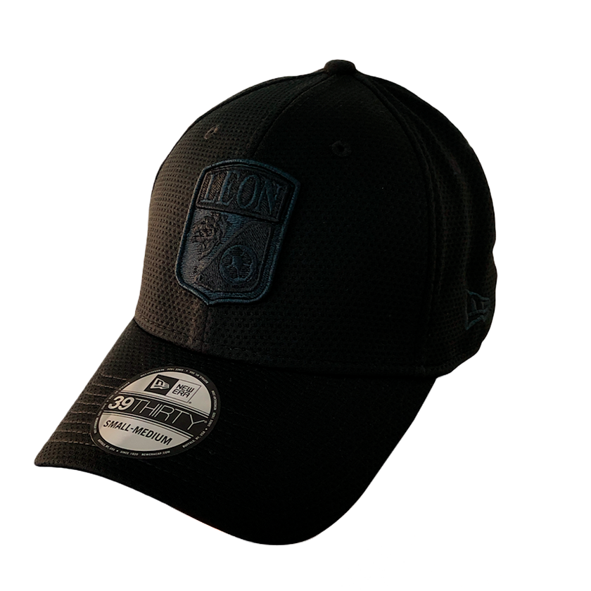 NEW ERA CLUB LEON 12125116 (NEGRO)