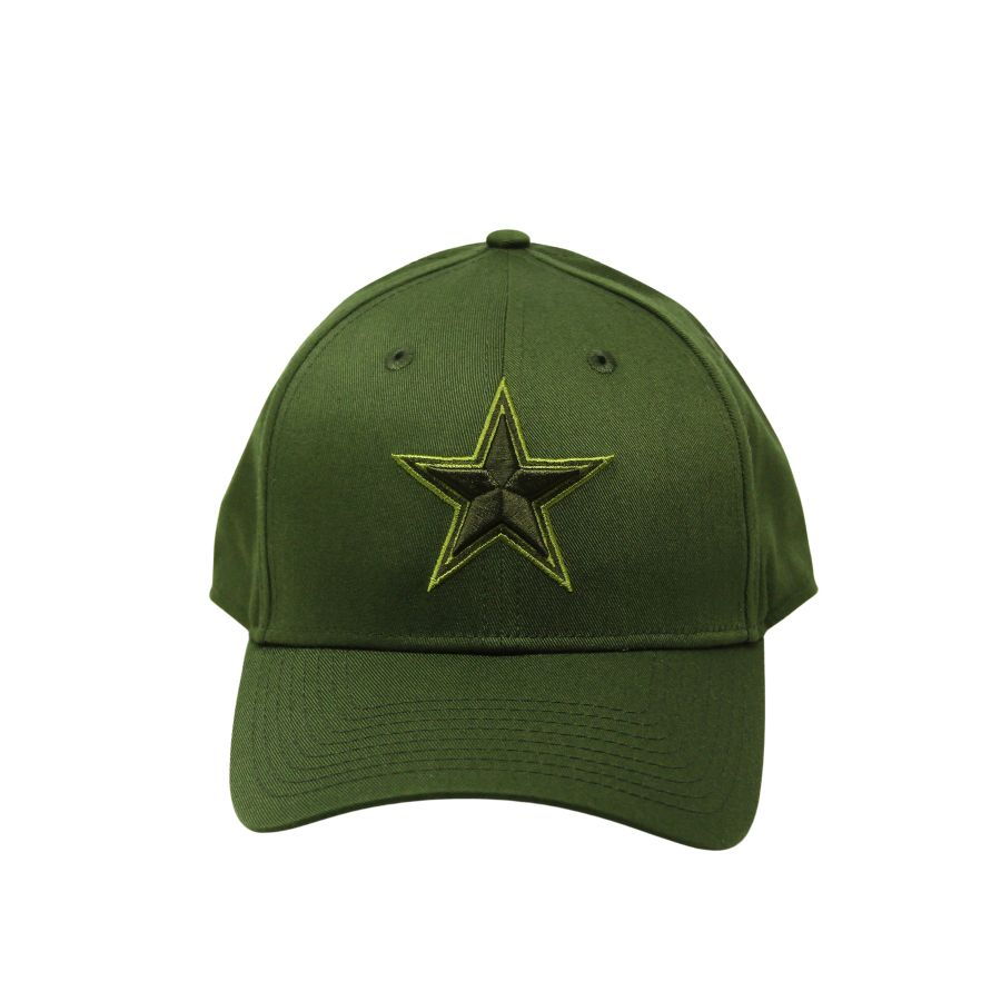 New Era Mass 940 Military Dalcow Rifl 12125321 (olivo)