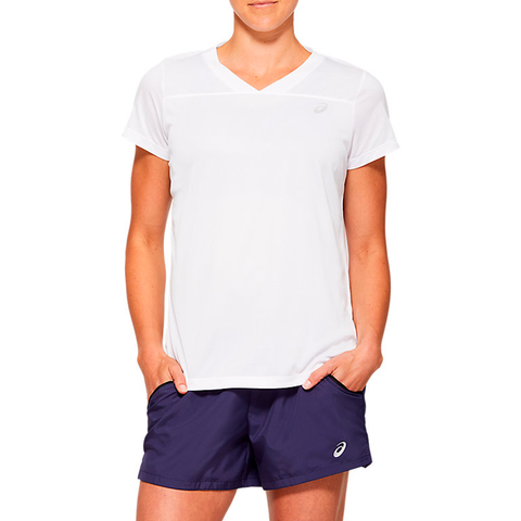ASICS W PRACTICE SS TOP 2042A107.100