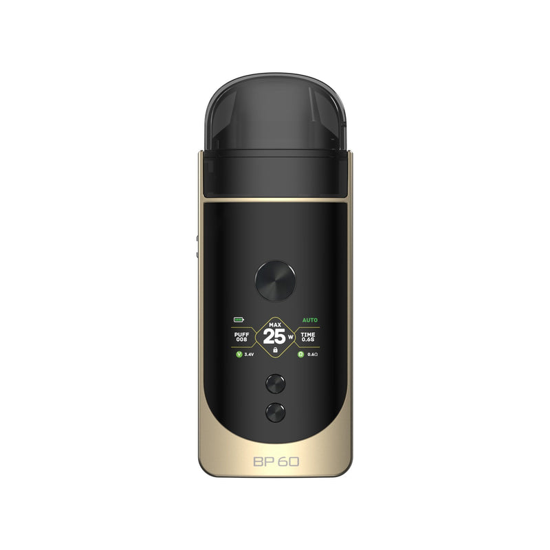 Aspire BP60 Kit Golden Flame