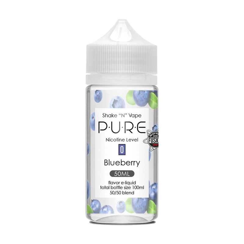 PURE Short Fill E-Liquid Blueberry