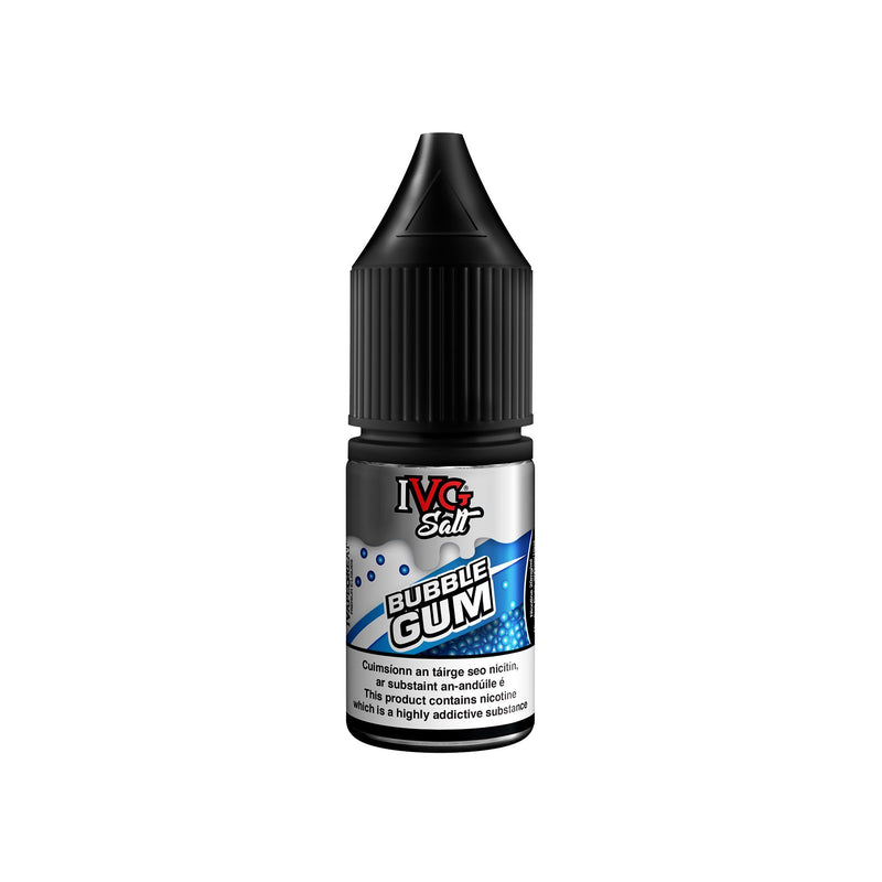 IVG Nicotine Salt E-Liquid Bubblegum