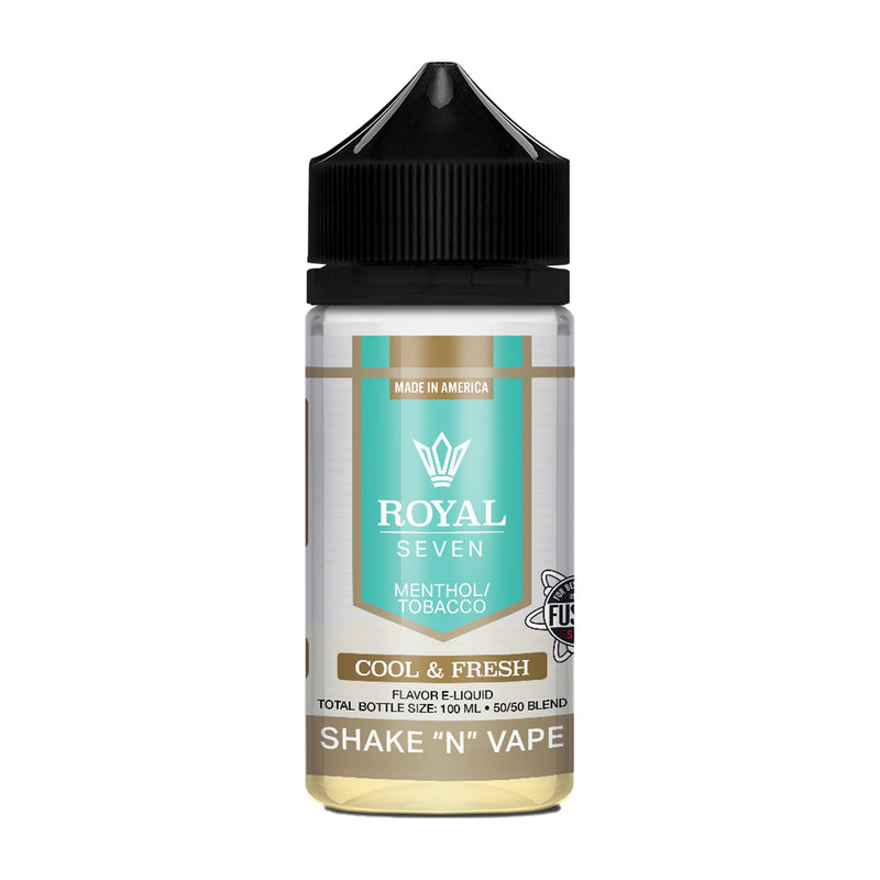 Royal Seven Short Fill E-Liquid Cool & Fresh