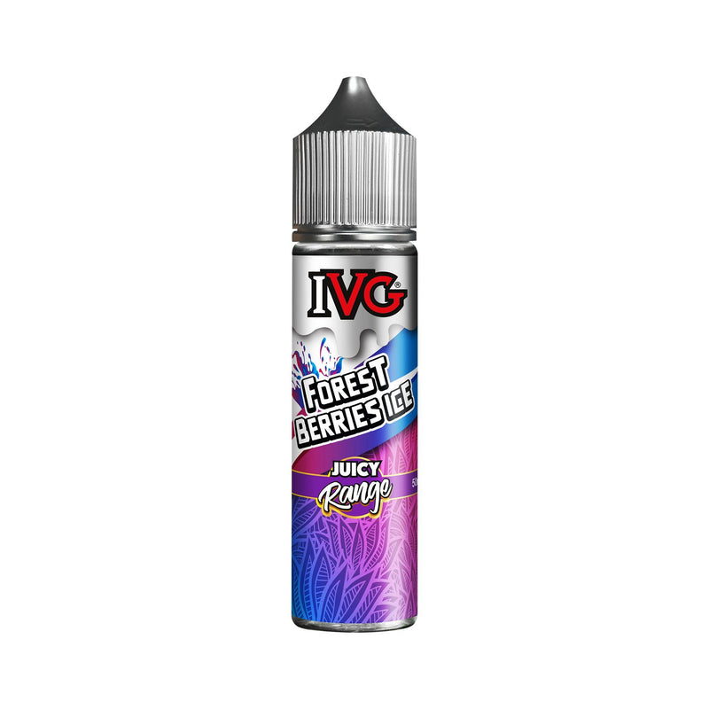IVG Juicy Range Short Fill E-Liquid Forrest Berries Ice