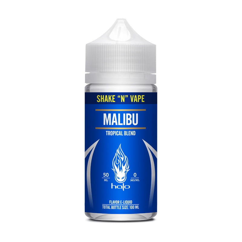 Halo Short Fill E-Liquid Malibu