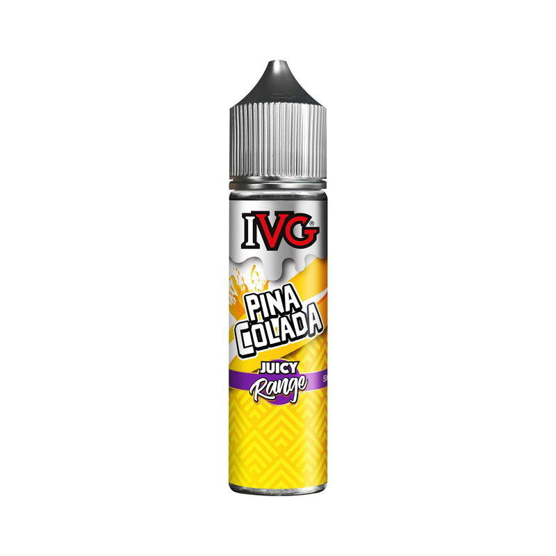 IVG Juicy Range Short Fill E-Liquid Pina Colada