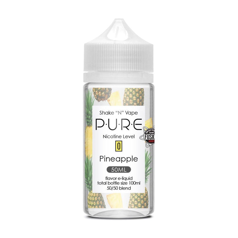 PURE Short Fill E-Liquid Pineapple