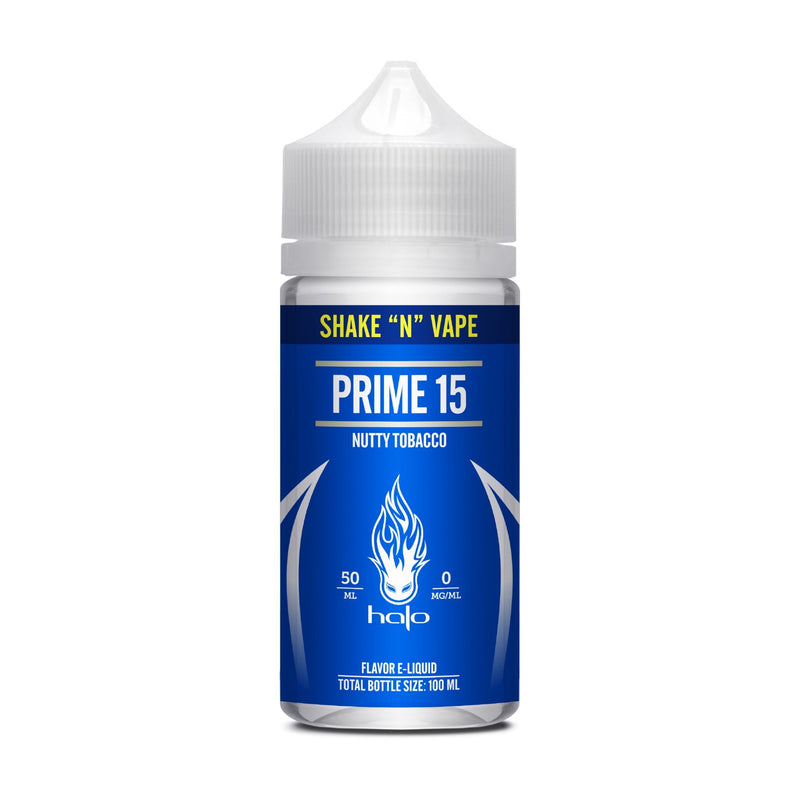 Halo Short Fill E-Liquid Prime15