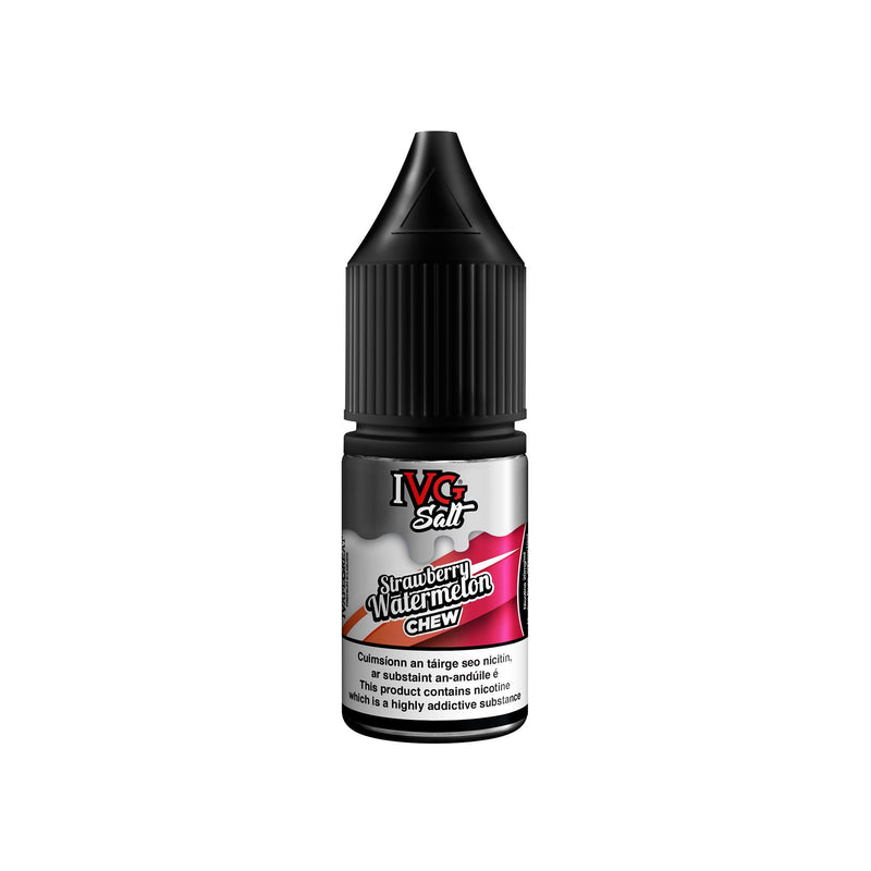 IVG Nicotine Salt E-Liquid Strawberry Watermelon Chew