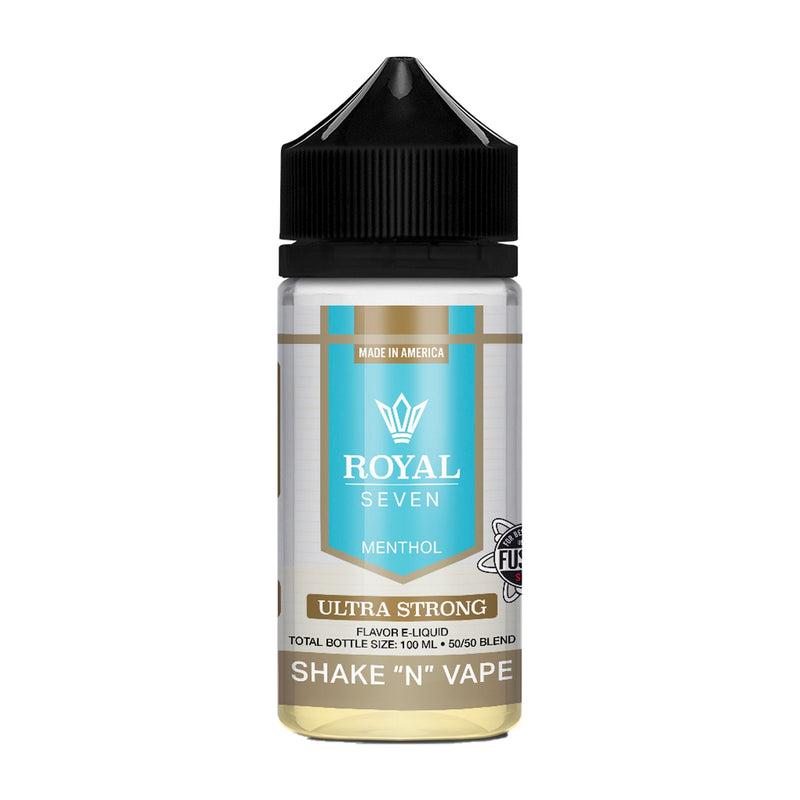 Royal Seven Short Fill E-Liquid Ultra Strong