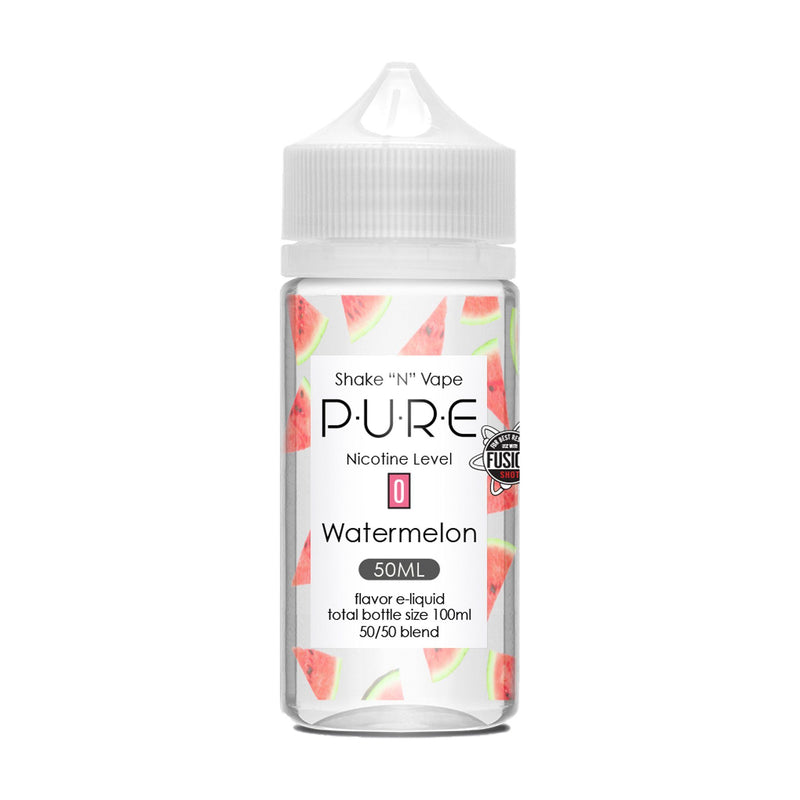 PURE Short Fill E-Liquid Watermelon