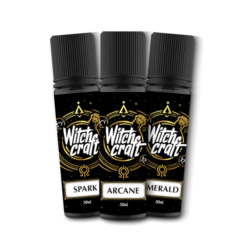Witchcraft Grimoire Short Fill E-Liquid