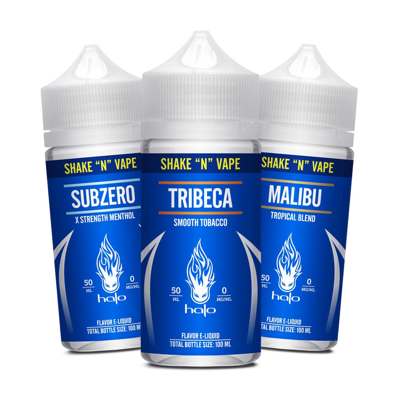 Halo Short Fill E-Liquid