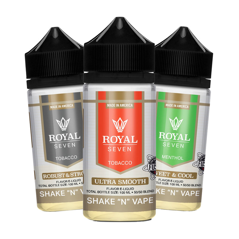 Royal Seven Short Fill E-Liquid