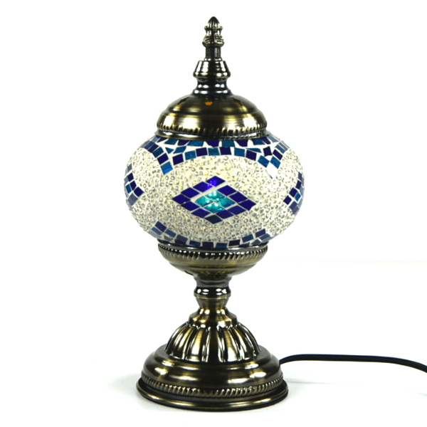 Mosaic Table Lamp 034