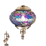 Mosaic Floor Lamp 351 (3 Glasses)