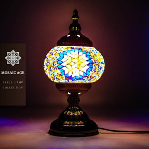 Mosaic Table Lamp 030
