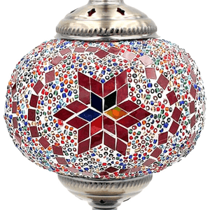 Mosaic Table Lamp 208