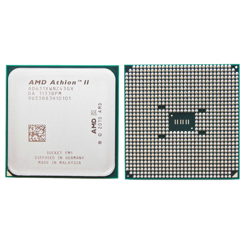 AMD Athlon II X3 425e