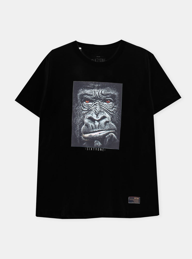Black Kingkong Tshirt