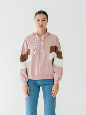 Load image into Gallery viewer, Lillian Jacket Hoodie
